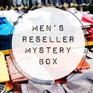 ✨Men's Reseller Mystery Box✨